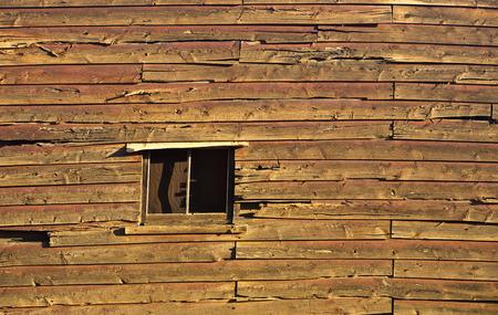 farm house: Wall of an Old Farm House