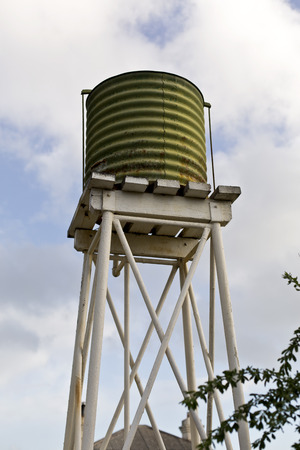dep�sito agua: Cabo Naturalista Faro del tanque de agua