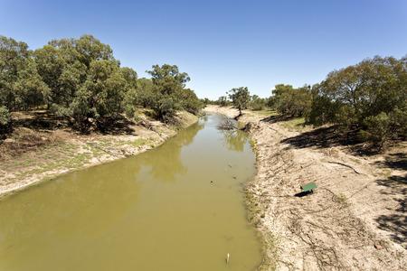 darling: Darling River at Tilpa