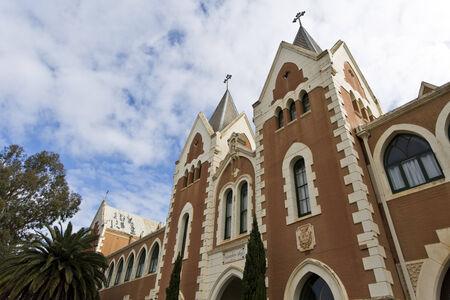 benedictine: Nueva Norcia es una comunidad benedictina ubicada al norte de Perth, Australia Occidental The College Girls