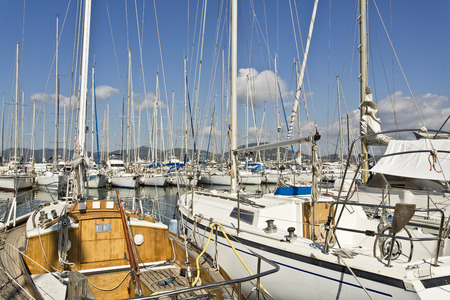 berth: Saint Tropez is a little Proven?al town in southern France, famous for its celebrities and yachts.