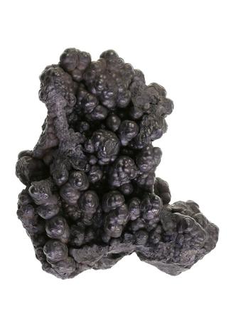 Focus stacked image of a manganese nodules specimen from Kasekelesa deposit, Luabala, DR Congo