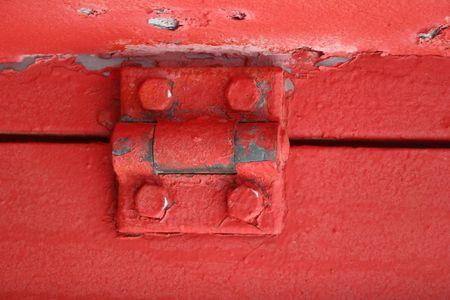 ferro: vecchia cerniera