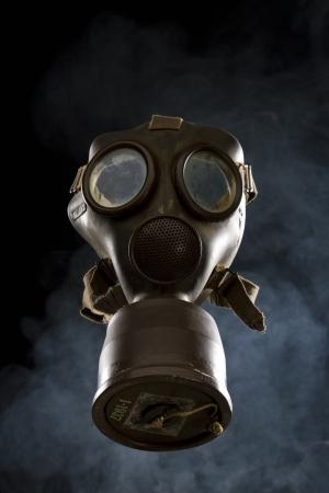 bio hazard: World War II Gas Mask