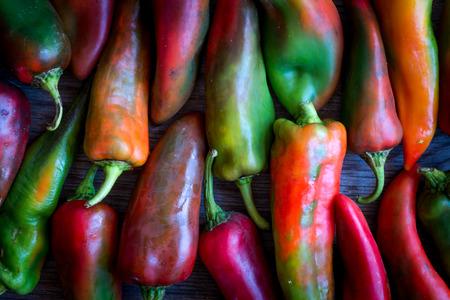 kilos: Seasonal Fresh Peppers