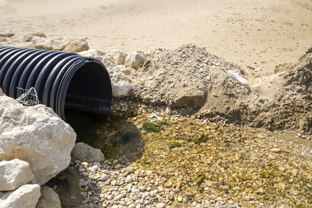 sewage: Discharge of Sewage into the Sea