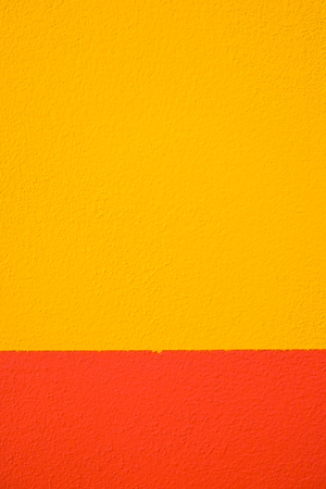 abstract geometric pattern on a concrete wall Stock Photo