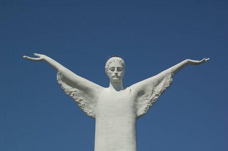 maratea: Christ Redeemer in Maratea