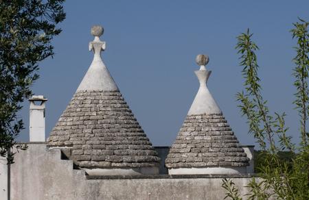sud: Trulli, Cisternino,Puglia
