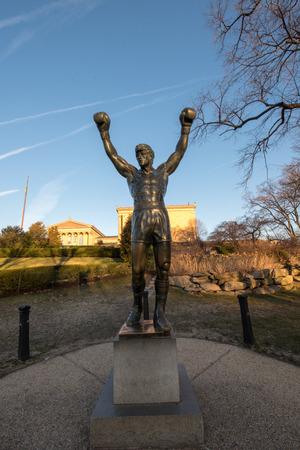 Rocky Statue Sajtókép