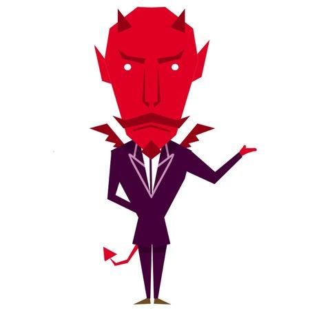 Rainbow of Devils - Red Devil