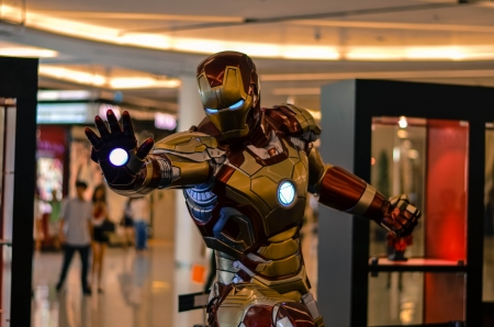 ironman: Ironman 3 event @ SiamParagon Editorial