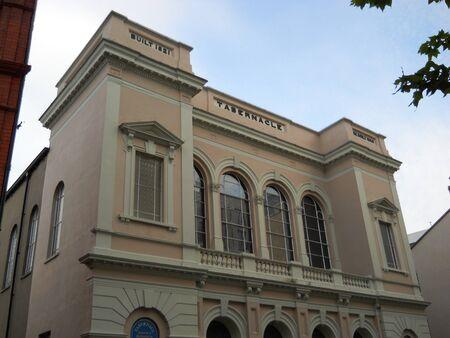 tabernacle: Tabernacle Welsh Baptist Chapel, Cardiff