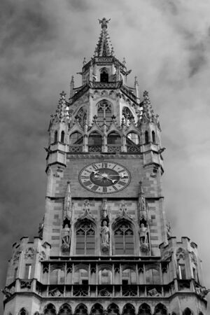 rathaus: Munich Rathaus Editorial