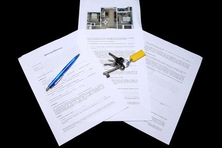 outgoings: Mietvertrag IV Rental Agreement
