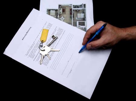 outgoings: Mietvertrag III Rental Agreement