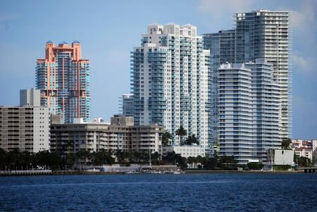 archtecture: SoiBe Condo Towers on Biscayne Bay