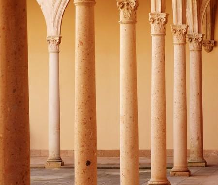 architectonics: few pillars