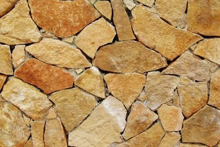 firmness: piedras, una parte de un muro