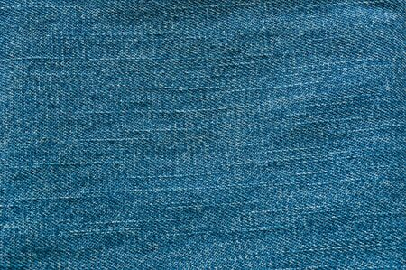 A section of a jeans. Usable ace background