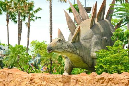 Dinosaurs Stock Photo