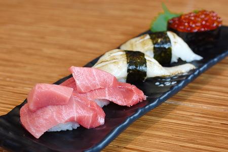 plato del buen comer: Mix Sushi