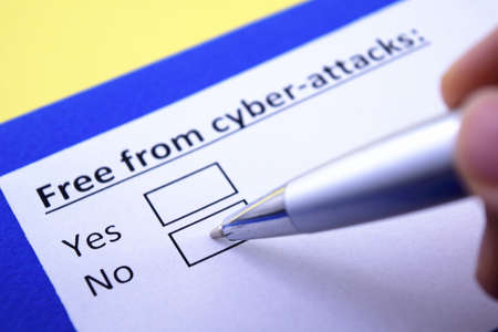 Free from cyber-attacks: Yes or no?