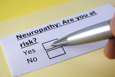 One person is answering question about neuropathy.
