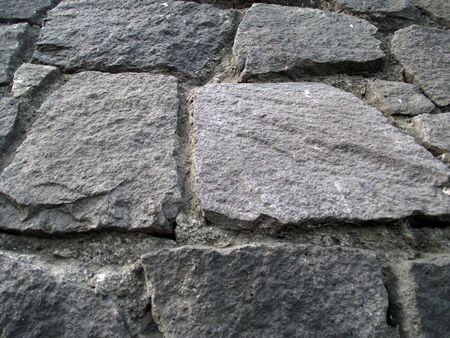 volcanic rock: Volcanic rock wall