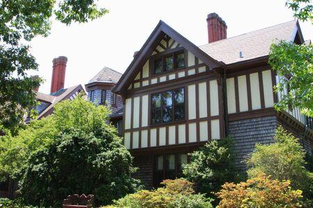 europeans: Old English Mansion