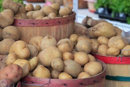 Bushels of Potatoes