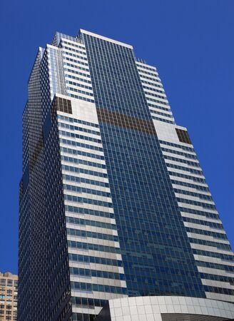 New York City Skyscraper Zdjęcie Seryjne