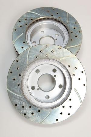 Brake Rotors  Stock Photo
