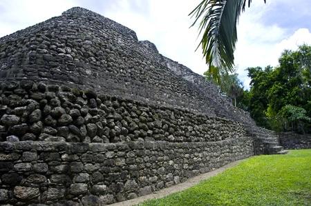Chacchoben Mayan ruins in Costa Maya Mexico