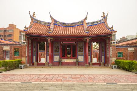 wen: Wen wu temple in changhua