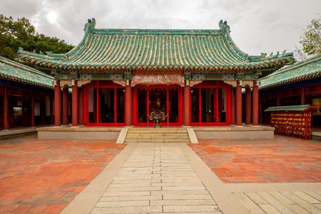 台湾・台南延平郡王神社
