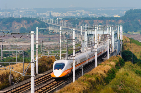 Taiwan High Speed Rail train