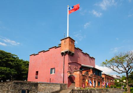 domingo: Fort Santo Domingo in Taipei, Taiwan