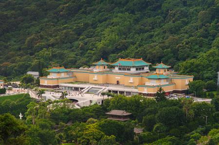 台北、台湾の国立故宮博物院 写真素材 - 47980301