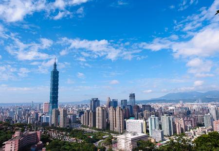 信義区、台北 101 ビル