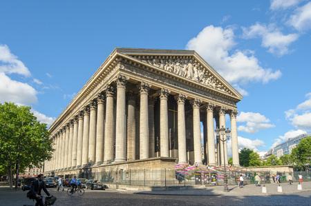 フランス、パリのマドレーヌ教会