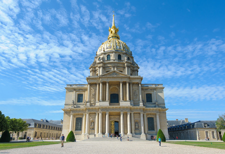 residence: National Residence of the Invalids in Paris, France