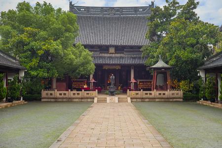 miao: Wen Miao, Confucian Temple, in Shanghai, China