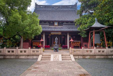 confucian: Wen Miao, Confucian Temple, in Shanghai, China