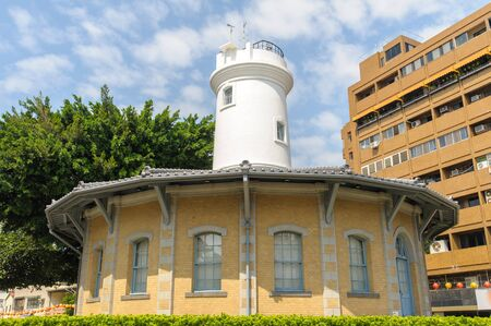 the former: Former Tainan Weather Observatory