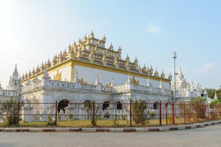 incomparable: Atumashi Monastery in Mandalay, Myanmar