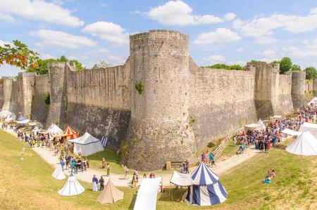 medieval Day festival in provins