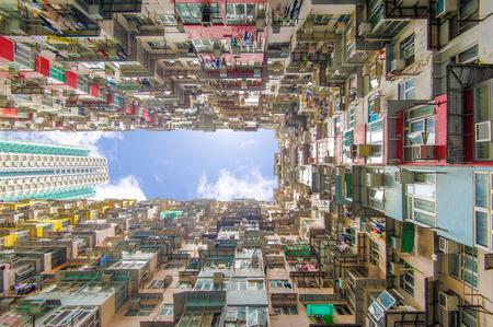 yichang: yichang building in hong kong