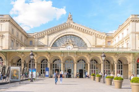 france station: Gare de Paris-Est (Gare de lEst, Eastern railway station) train station