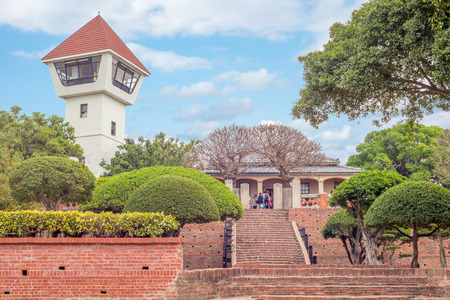 Anping Fort in Tainan, Taiwan Banque d'images
